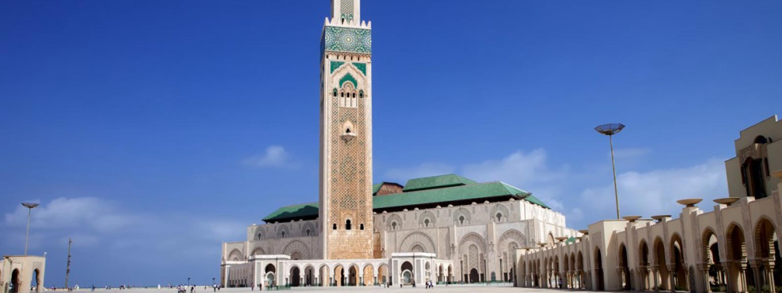 IP VISION - Mosquée Hassan 2
